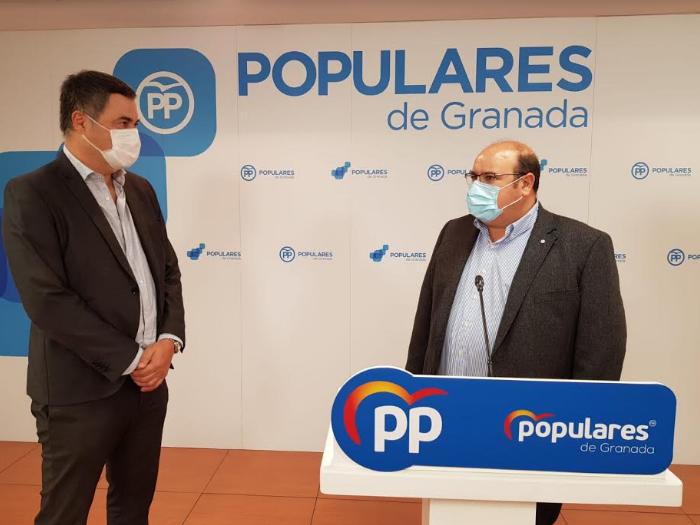 Carlos Rojas y José Robles.